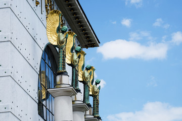 Architektur Otto Wagner Wien