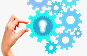 Generate business ideas through innovation and progress