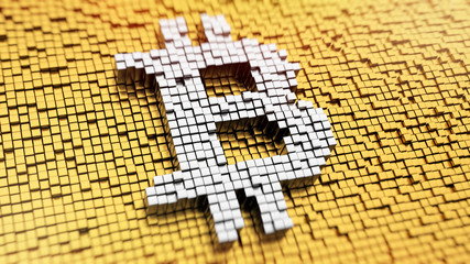 Pixelated Bitcoin