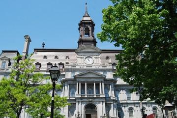 Montreal City Hall (Hôtel de Ville de Montréal)