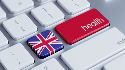 United Kingdom Health Concept