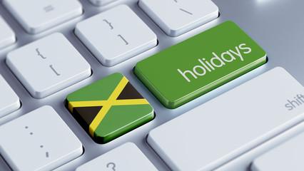 Jamaica Holidays Concept