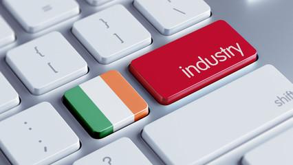 Ireland Industry Concept