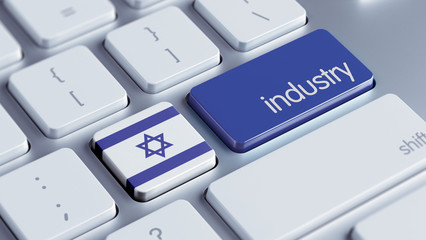 Israel Industry Concept
