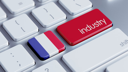 France Industry Concept