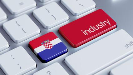 Croatia. Industry Concept