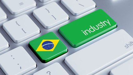 Brazil Industry Concept