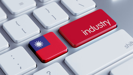 Taiwan Industry Concept