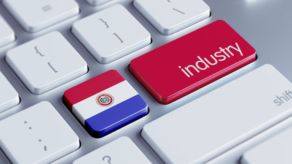 Paraguay Industry Concept