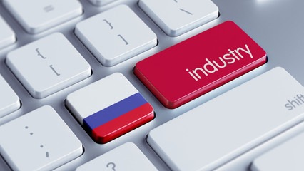 Russia Industry Concept