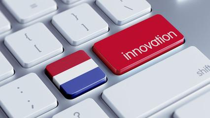 Netherlands Innovation Concept