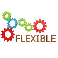 Flexible gear