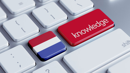 Netherlands Knowledge Concept