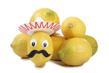 Mexican lemon