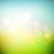 Soft colored abstract summer light  background for design
