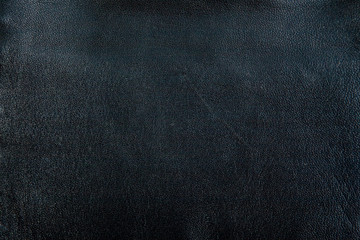 High resolution black leather texture