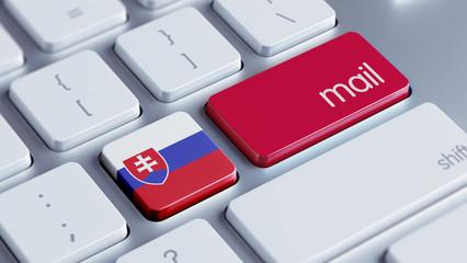 Slovakia   Mail Concept