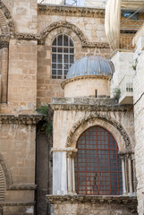 Jerusalem, Church of the Holy Sepulcher