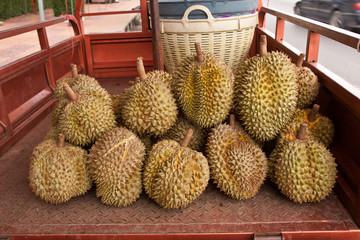 Durian fruit, Thai