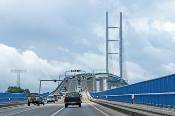 Rügendamm / Rügenbrücke