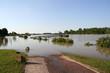 Hochwasser am Rein