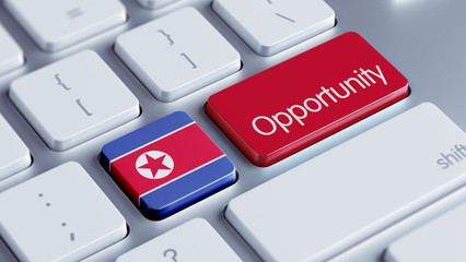 North Korea Opportunity Concept.