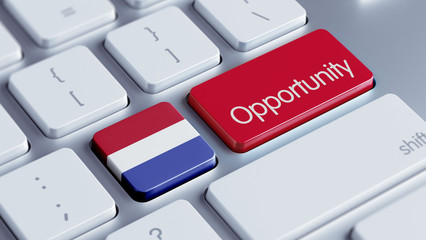 Netherlands Opportunity Concept.