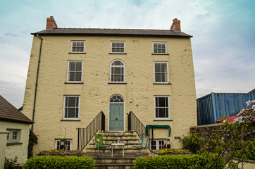 Dylan Thomas house, Laugharne