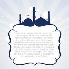 islamic background design