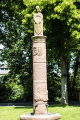 Statue des Märtyrers St. Viktor Birten Xanten