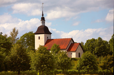 Tveta church,Sweden