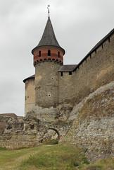 Fortress in Kamenetz-Podolsk