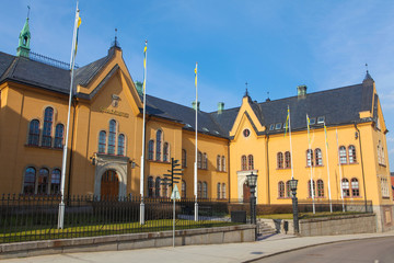 Town Hall in Linkoping, Sweden