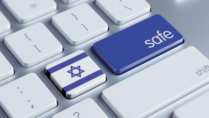 Israel Safe Concept