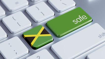 Jamaica Safe Concept