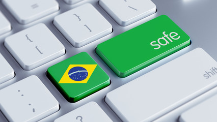 Brazil Safe Concept