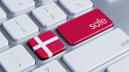 Denmark Safe Concept