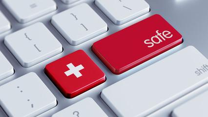 Switzerland Safe Concept