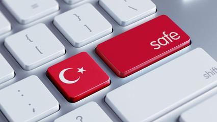 Turkey Safe Concept