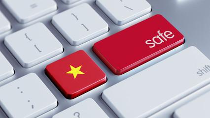 Vietnam Safe Concept