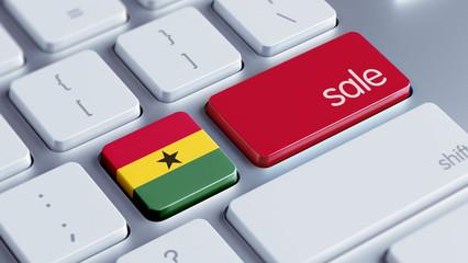 Ghana Sale Concept