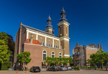 Paradise church in Rotterdam - Netherlands