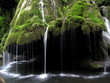 mosch covered waterfall