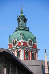 Saint James Church in Stockholm