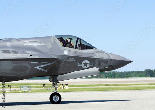F-35 Lightning II military aircraft - 66413963