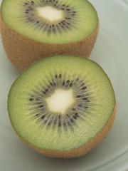 Kiwifruit,  sliced