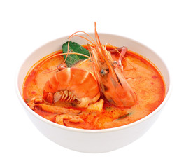 Thai Food Tom Yum Goong