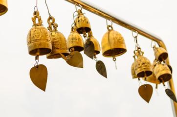 bells of Buddhist temple