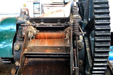 Madeira Calheta Zuckerfabrik Mühle