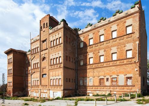 Hospital of the Holy Spirit in Santa CLoloma